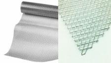 Aluminium Mesh - Coarse