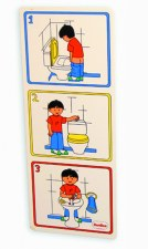 Hygiene In Toilet (Boy)