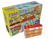 Combi Market 104 piece