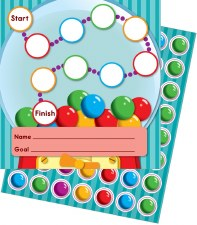 Mini Incentive Chart- Gum Ball