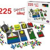 Pixel Blocks & Boards - 225pc