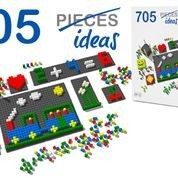 Pixel Blocks & Boards - 705pc