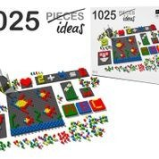Pixel Blocks & Boards - 1025pc