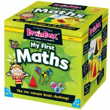Brain Box - My First Maths