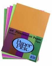 A4 Fluoresent Paper (50)