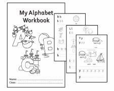 My Alphabet Workbook  (10)