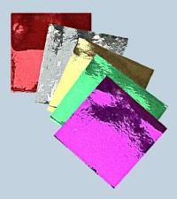 Metallic Adhesive Paper