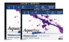 Aquafine Watercolour A4 Pad
