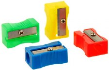 Plastic Sharpeners (10)