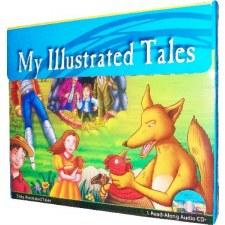 IllustrateTales x 5 Books & CD