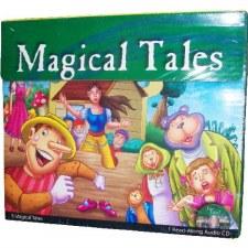 Magical Tales x 5 Books & CD