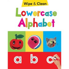 Work Book Alphabet L/C