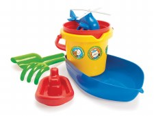 Boat and Bucket Set