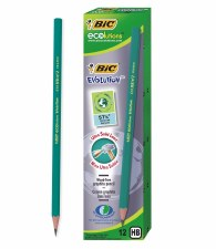 Bic Evolution HB Pencils (12)