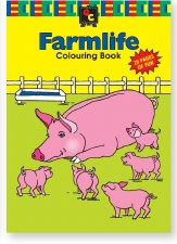 Colouring Book Farmlife