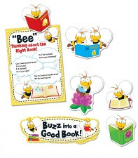 BB- Buzzworthy Bees Reading