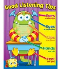 Poster  -  Good Listening