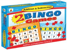 Bingo Game Add & Subtract