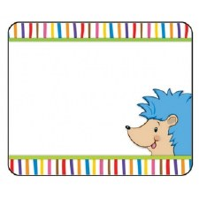 Name Tag - Hedgehog