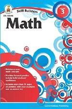 Skill Builder Maths 3rd Class