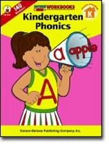 Home Workbooks K/gartn  Phonic
