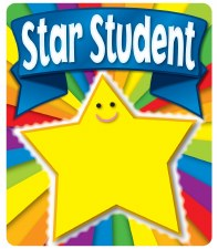 Badges - Star Student