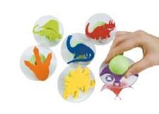 Sponge Stamper (6) Dinosaurs