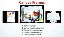 Canvas Frame A4