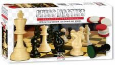 Chess & Draughts Set