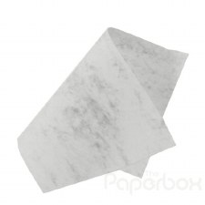White Marble Effect Card