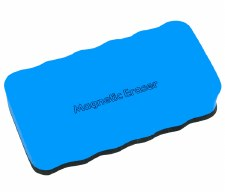 Magnetic White Board Eraser