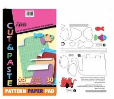 Cut & Paste Pad