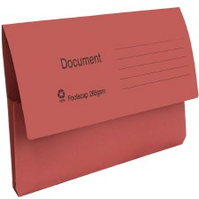 A4 Document Wallet (50)