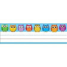 Desk Name Plates - Col. Owls