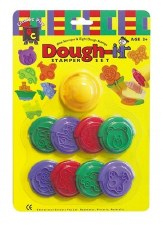 Dough Stamper Set - Set 8