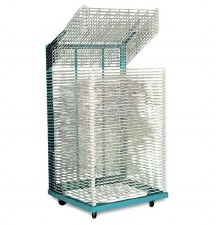 A2 Spring Loaded Drying Rack