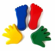 Hands & Feet Moulds