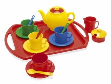 Tea & Tray Set