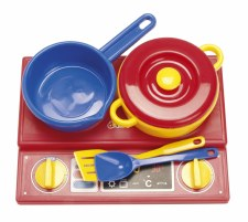 Hot Plate Set In Net