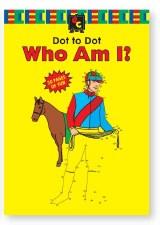 Colouring Book Who Am I