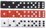 Dot Dice - Set of 30