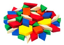 Pattern Blocks  (250)