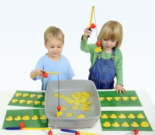 Magnetic Duck Fishing Game