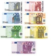 Euro Notes  Set
