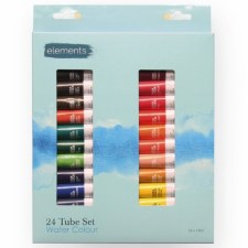 Elements water Colours 24x12ml