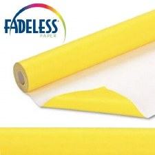 Fadeless Roll (50ft) - Yellow