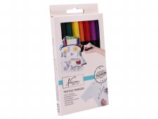 Fabric Markers 10pc