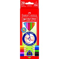 Triangle Col Pencils - 20's
