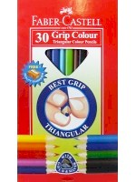 Triangle Col Pencils - 30's