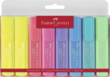 Faber - Hi-Lighters Pastel (8)